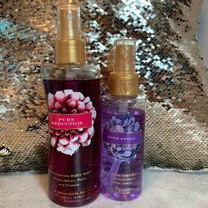 Victoria's Secret Fragrance Mist Set